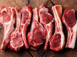 گوشت گوسفند